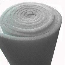2 ピース/ロット 5000 # 環境スピーカー吸音綿コネクタ白ポリエステル 0.25 メートル、幅 1 メートルの価格