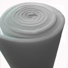 2pcs/lot 5000#Environmental speaker sound absorbing cotton connector White polyester 0.25 meters wide and 1 meter price