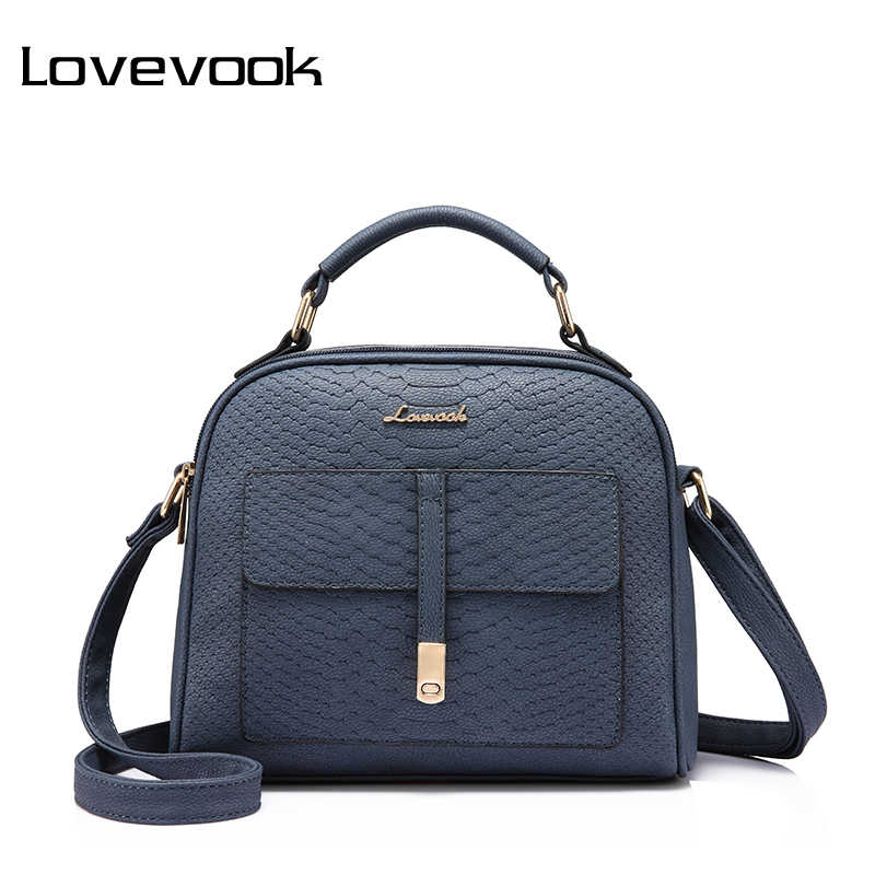 8d660ea5deae LOVEVOOK бренд женская сумка через плечо высокого качества сумки через плечо  женские для школы сумочка в