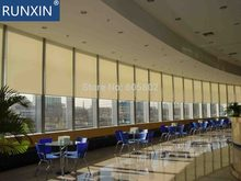 smart home used motorized blinds, motorized roller blinds, electric blinds,(Hong Kong,China)