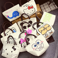 Fashion Women Bag Little Bear Shoulder Bags Cute Minnie Canvas Handbags Hello Kitty Clutch Bolsa Feminina Bolsas sac a main