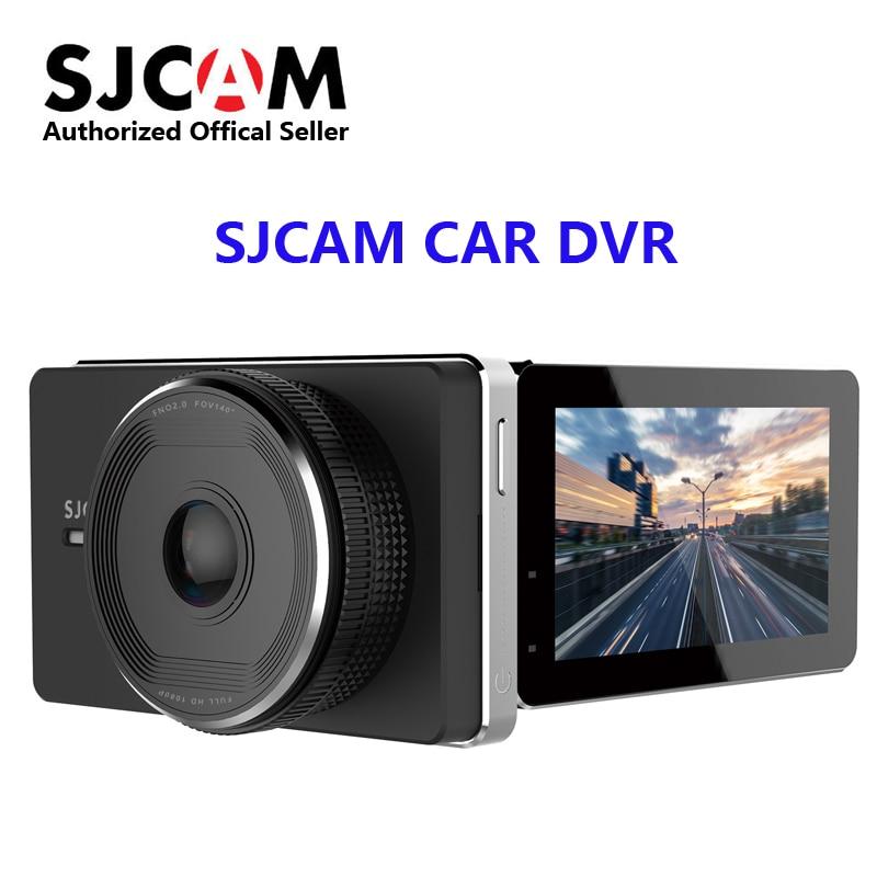 Original SJCAM SJDASH Smart Car DVR Novatek NT96658 140 Degree 1080P 30fps 3 0 inch Widescreen