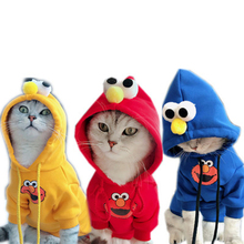Christmas Clothes  Pet Costume for Cat Ropa Para Gatos De Navidad Cute Kitten Hoodie 50MYF038