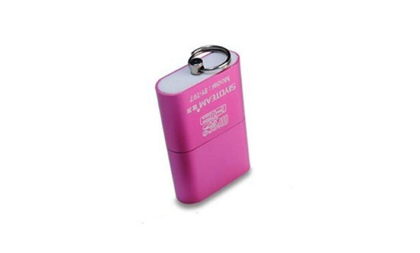 Best Price High Speed Mini SD Reader TF Card Reader USB 2.0 Adapter