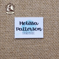 66 Custom Logo Labels Brand Labels Personalized Name Tags For Children Iron On Custom Clothing Labels