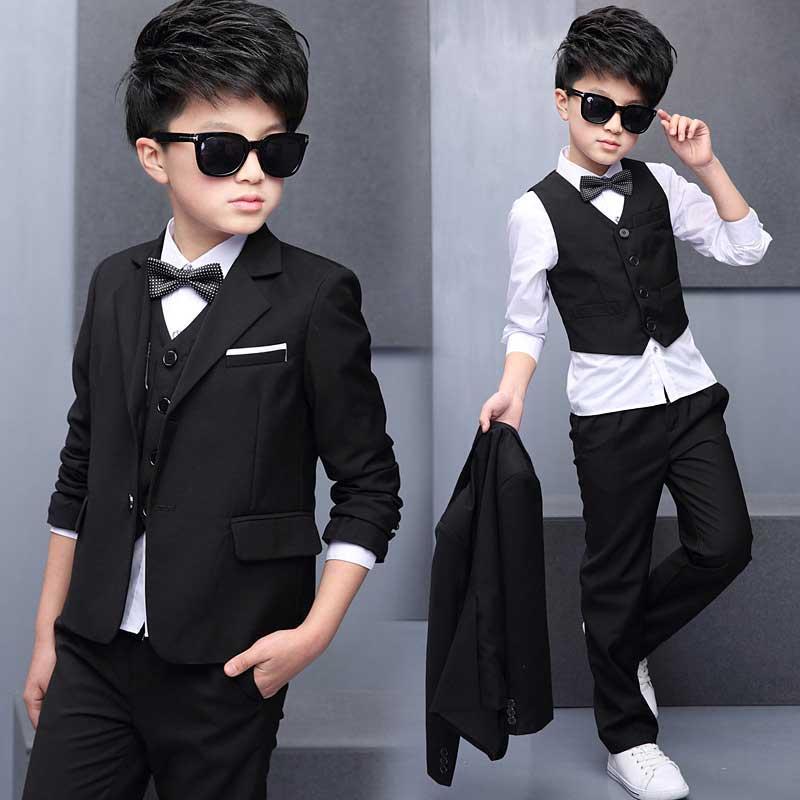 Online Get Cheap Toddler Boys Wedding Suits Aliexpresscom