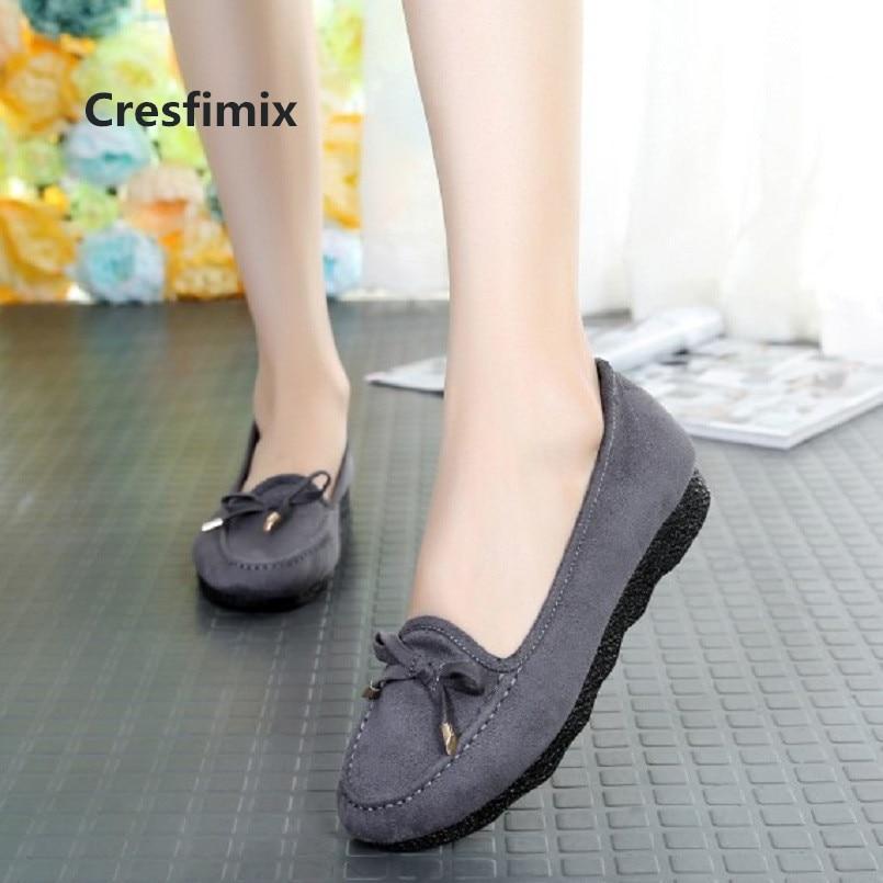 e Cresfimix Travail Confortable b De Femelle C3226 A Plates Zapatos Chaussures Rue f Mode Lady Rétro Casual Femmes Mujer c Danse rwHgrUvqX