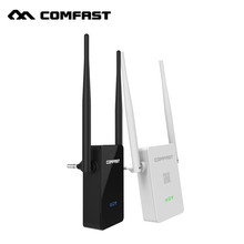 Wireless router wifi repeater 300mbps wifi router english firmware wireless n wifi repeater 802.11n b g 2.4Ghz COMFAST CF-WR302S