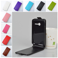 For Vodafone Smart First 6 V695 Case JR Brand High Quality PU Leather Cover Flip Vertical