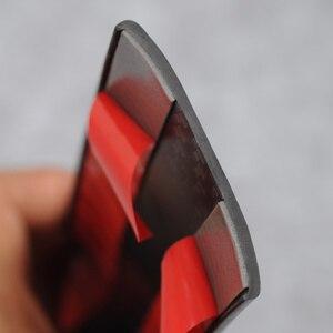 Image 5 - Автомобильные наклейки 5D из углеродного волокна, резиновый Стайлинг, протектор порога двери, товары для KIA Toyota Mazda BMW Audi Ford Hyundai и т. д., аксессуары