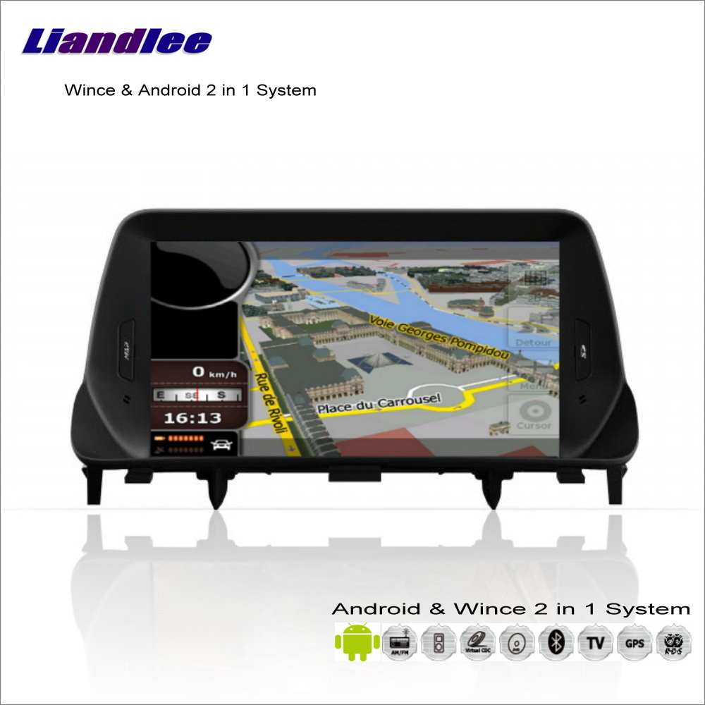 Liandlee Android Multimedia For Buick Encore / For Opel Mokka / For Vauxhall Mokka Radio DVD Player GPS Navigation Audio Video цена