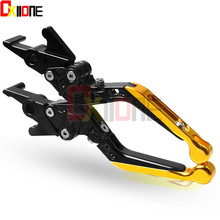 Extending Brake Clutch Levers Motorcycle CNC Brake Clutch Levers for kawasaki Z1000SX Z 1000SX 2011-2016 ninja 1000 for kawasaki z1000 z1000r ninja 1000 z1000sx 2017 2018 aluminum motorbike levers motorcycle brake clutch levers foldable