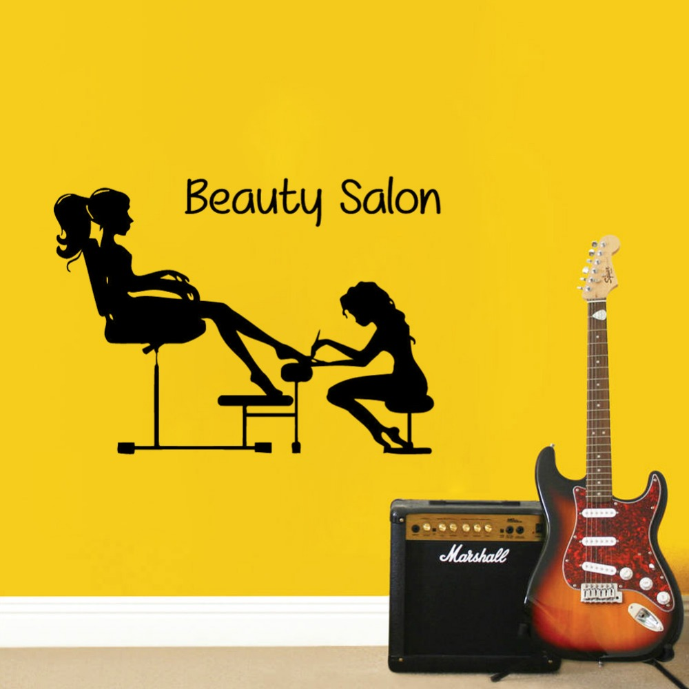 Unique Nail Salon Wall Decor Collection - All About Wallart ...