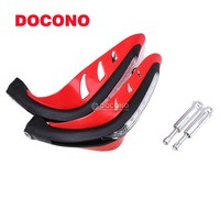 2018 NEW Motorcycle Handguards Handlebar Hand Guards Fit Motocross Dirt Pit Bike Off Road CRF YZF