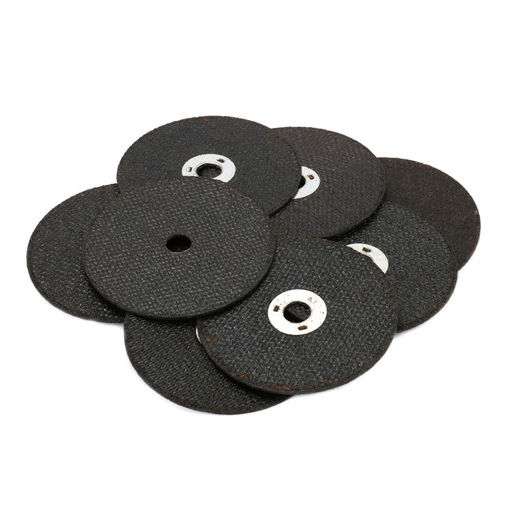 20Pcs 75mm Wood Cut Off Wheel Angle Grinder 10mm Hole Cutter Resin Cutting Disc 1.6mm Thickness Metal Fiber Hot