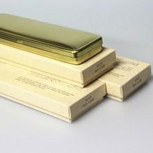 ERAL 旅行者の真鍮鉛筆ボックス。学用品。古代中国風の文房具。非常に美しいレトロ旅行文具セリ