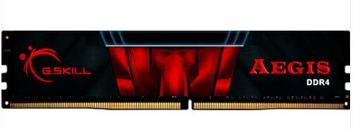 G.SKILL AEGIS series DDR4 2400 frequency desktop memory aegis