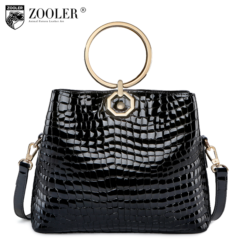 hot&high quality ZOOLER 2017 NEW women bag handbag woman famous brand genuine leather bags elegant bolsa feminina luxury#y666 hottest new woman leather handbag elegant zooler 2018 genuine leather bags top handle women bag brand bolsa feminina u500