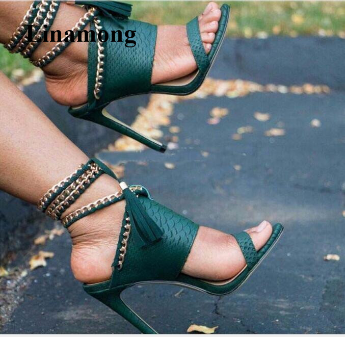 Europe and the United States new black texture heel strap open-toe high heel sandals banquet shoes Fashion Summer Women Sandals nixon рюкзаки и сумки на пояс