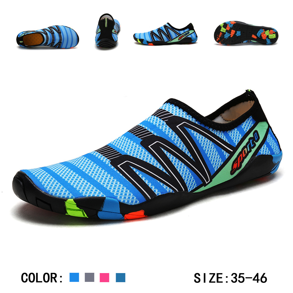 Unisex Sneakers Beach Water Shoes For Swimming Shoes Women Men Sneakers Diving Barefoot Aqua Shoes Slippers For Sea Shoes