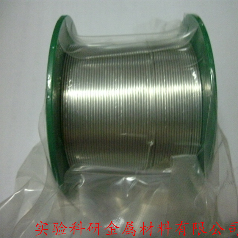 High purity  indium wire plate block 1.0mm 1.5mm 3.0mm experimental research special line the ankle biomechanics theoretical and experimental research