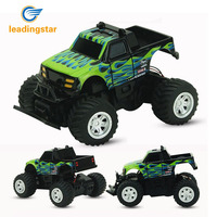 LeadingStar 4 Channel Radio Remote Control Racing Car 1 58 Scale Mini RC Off Road Vehicle