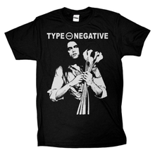 TYPE O NEGATIVE Shirt Peter Steele Alice In Chains Manson Samhain Danzig Summer Style  T-Shirt Tops Tees Printed  T Shirt alice in chains