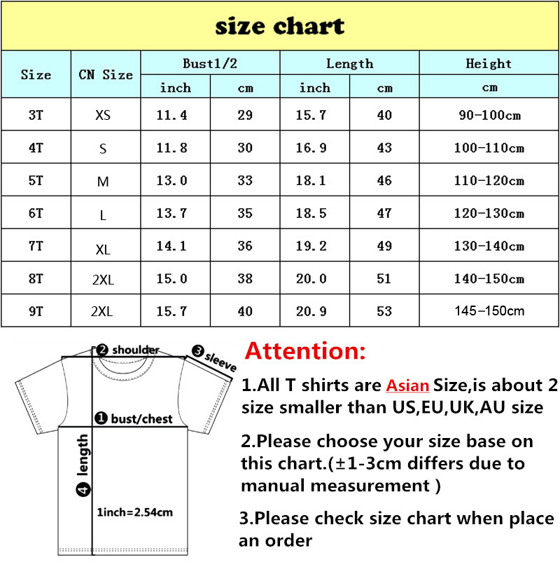 100 Cotton Short T shirt Children Street Fight Long With GTA 5 Design T Shirt Kids Fashion Clothes Boys Girls Cool T shirt in T Shirts from Mother Kids