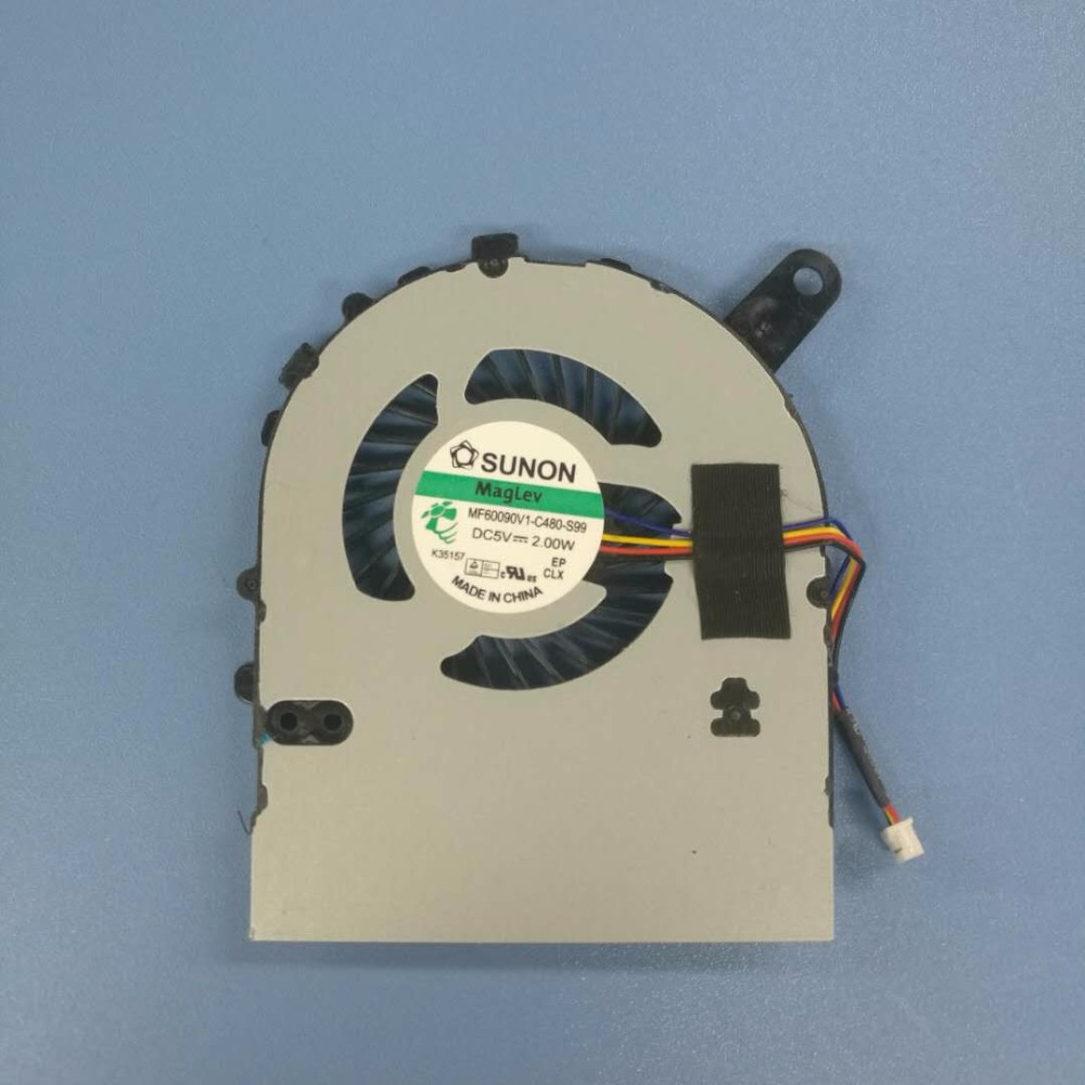 New Cpu cooling fan for <font><b>DELL</b></font> inspiron 7460 15 <font><b>7560</b></font> 15-<font><b>7560</b></font> fan Vostro 5468 5568 CPU Fan COOLER 0W0J85 DC028000ICR0 image