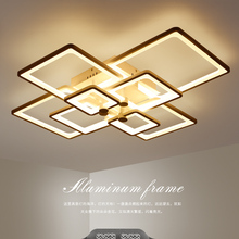 Surface Mounted Acrylic Modern Led Ceiling Lights For Living Room Bedroom Dimming Ceiling Lamp light fixtures luminaire modern ceiling lights star ceiling lamp for living room kitchen restaurant luminaria surface mounted light fixtures led lamp