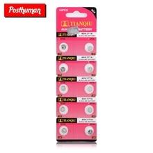 POSTHUMAN SR626SW часы таблетка Батарея для мобильного часо-кнопка Батарея SR626 376 377 GP377 V377 565 L626 G4 GA4 AG4 реальные Мощность