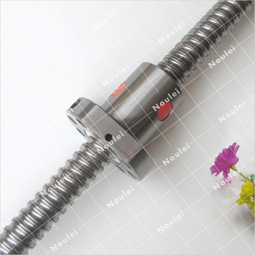 1605 ball screw XYZ+HGH20 Linear guide/Linear rail XYZ+Support+Nut seat+Motor Bracket+Couoling for CNC