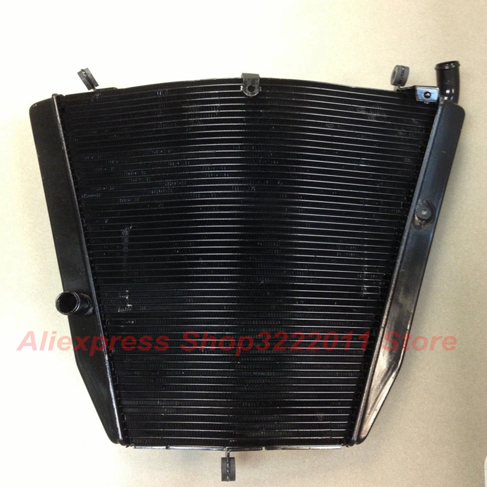 Motorcycle Radiator for Honda CBR1000RR 2004 2005 Aluminum Water Cooler Cooling Kit