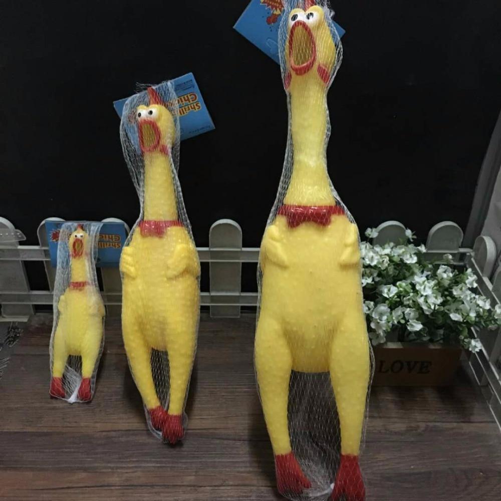Queen Scream Chicken Screaming Chicken Chickens / Vent Chicken Whole Tricky Creative Voice Toys