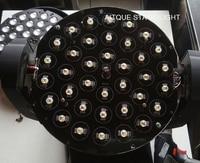 1pcs 36pcs 10W rgbw 4in1 leds of circle led moving head zoom light
