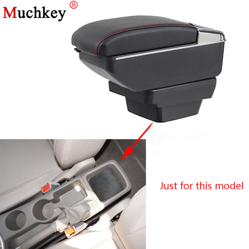 Armrest box For Chevrolet Cruze 2016 2017 Central Console Arm Store content box cup holder ashtray With Rise and Down Function