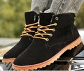 2015 new Military Boots outdoor Desert Tan combat cotton shoes   male shoes Mens Tactical Police boot Free shipping