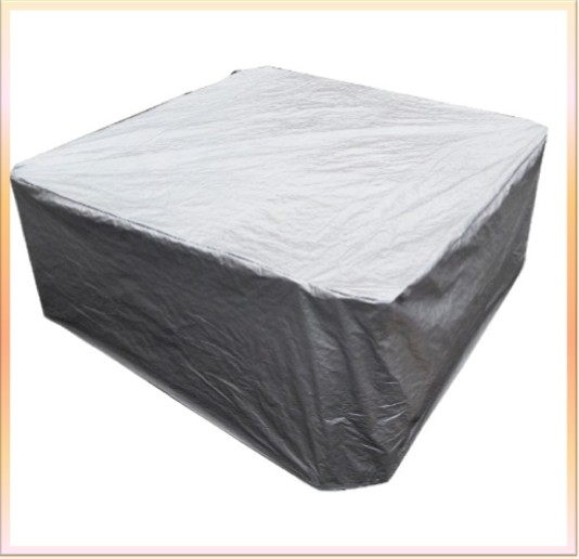 hot tub spa cover bag 228cmx228cm,244cmx244cm 231cmx231cm 213cm x213cm 183cmx183cm other size available for swim spa cover 2200mmx1900mm hot tub spa cover leather skin can do any other size