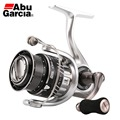 2016 New! ABU GARCIA REVO ALX 2500SH Spinning Fishing Reel 8BB 6.2:1 217G Max Drag 5.2KG AMGearing System Saltwater fishing reel