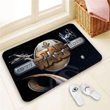 Unique Design Custom star wars Doormat  Home Decor 100% Polyester Pattern Door mat Floor Mat foot pad SQ00722-@H0686
