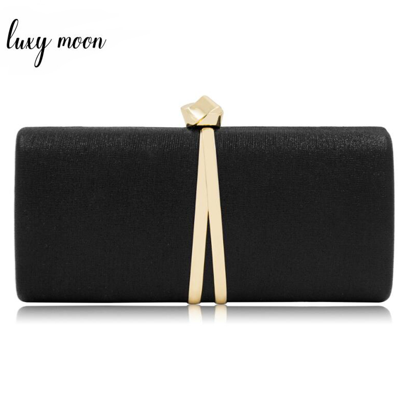 New Arrival Evening Bags Women Day Clutches Simple Design Elegant Lady Evening Clutch Bags Wedding Bride Handbag Shoulder Bag two side diamond crystal evening bags fashion clutch handbag hot styling day clutches lady wedding woman bag new smyzh f0279