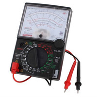 1 Pc DC AC Voltage Current Resistance Test Analogue Meter Multimeter Multitester Free Shipping