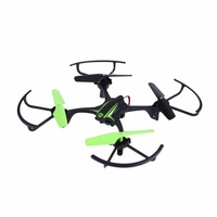 2 4Ghz 4CH Drone Remote Control Helicopter Battery Powered One Touch Stunt Quadcopter Auto Hover Launch