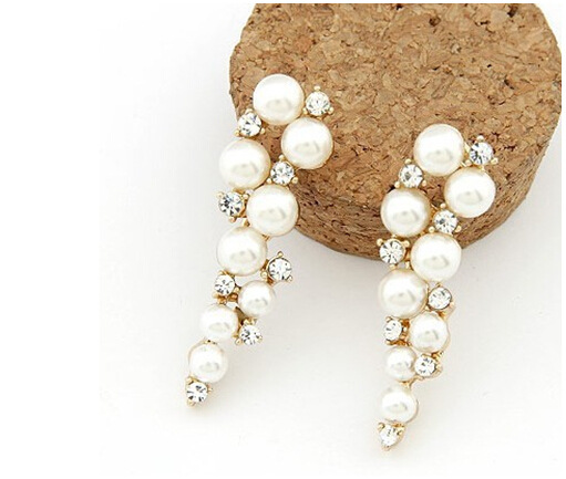 2015 design jewelry women 39 s cheap fake fashion pearl for Cheap fake jewelry online