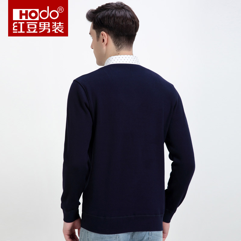 Hodo Sweater Social Shirt Korean Style Clothing Men Long Sleeve Men Clothes Cotton Shirt Men Fashion Shirts Sweter Man DMGTC689S