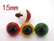 60pcs/lot  Mixed Color Acrylic Safety Eyes Bears Dolls/toy eyes–15mm