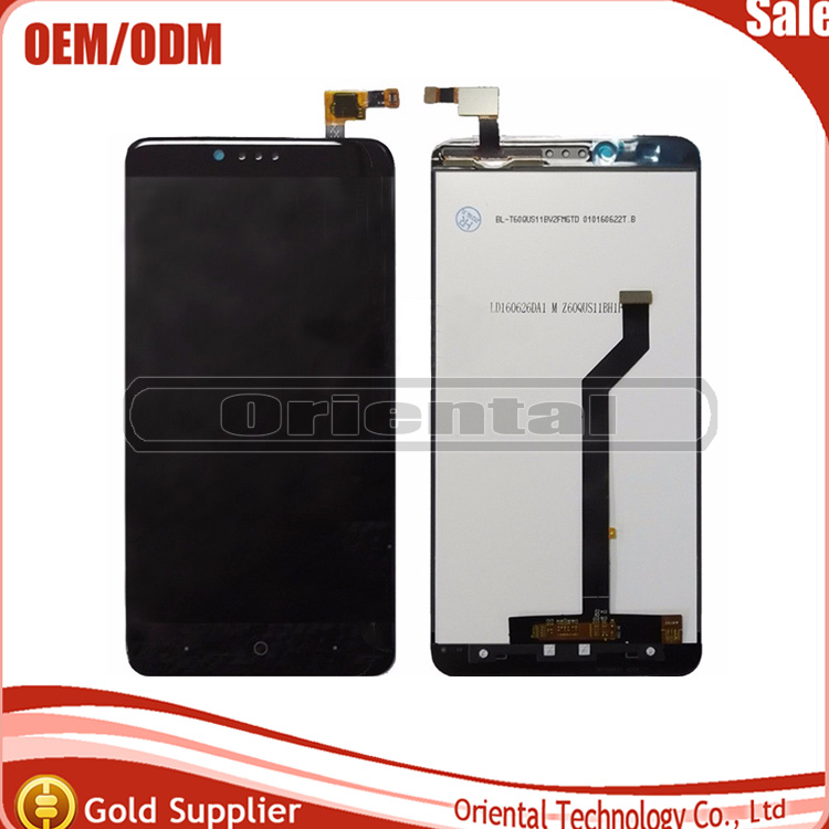 LCD+TP For ZTE ZMax Pro Z981 LCD Display with Touch Screen Digitizer Smartphone Replacement for zte z981 lcd fast shipping pl50 lcd