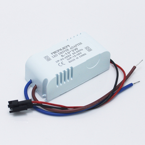 Image 2 - Fuente de alimentación de 110V, 220V, 6 10x3W, controlador LED de 18W/21W/24W/27W/30W, transformadores de iluminación para luz descendente de tira LED ignífuga