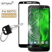2.5D для moto g6 play для moto g5s plus закаленное стекло для Motorola moto E4 G6 plus G5 G6Plus XT1803 Защитная пленка для экрана
