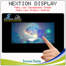 7.0″ Nextion Enhanced HMI Intelligent USART UART Serial TFT LCD Module Display Resistive Capacitive Touch Panel w/ Enclosure